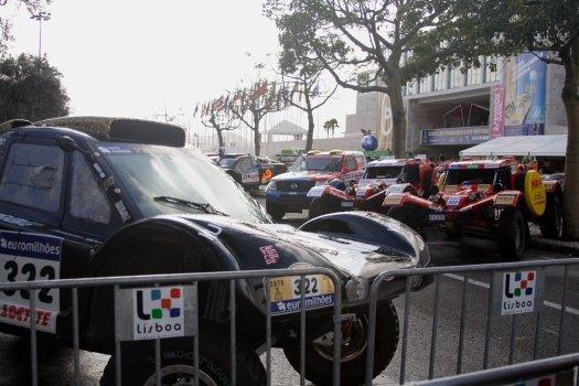2008 dakar cars