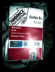 Shawna Sundance Pass